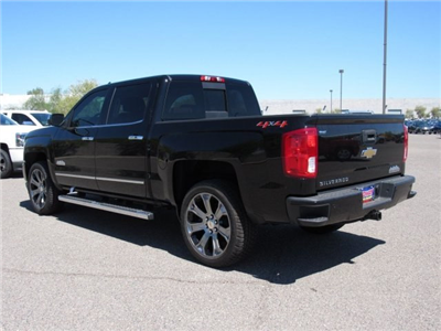 2018 Silverado 1500 Crew Cab 4x4, Pickup #JG119315 - photo 2