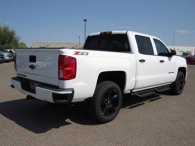 2018 Silverado 1500 Crew Cab 4x4 Pickup #JG122739 - photo 4