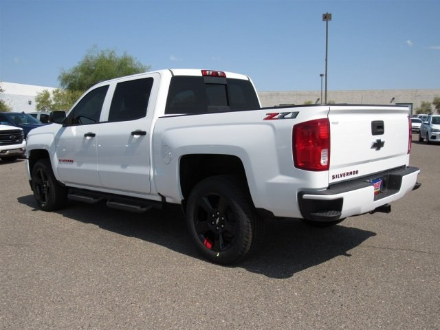 2018 Silverado 1500 Crew Cab 4x4 Pickup #JG122739 - photo 2