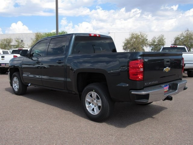 2018 Silverado 1500 Crew Cab Pickup #JG133463 - photo 2