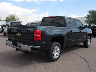 2018 Silverado 1500 Crew Cab Pickup #JG133463 - photo 4