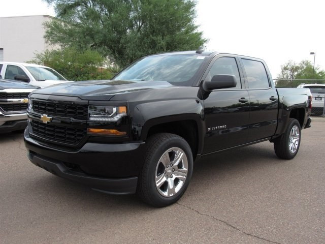 2018 Silverado 1500 Crew Cab 4x4 Pickup #JG139245 - photo 1