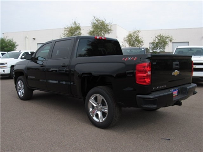 2018 Silverado 1500 Crew Cab 4x4 Pickup #JG139245 - photo 2