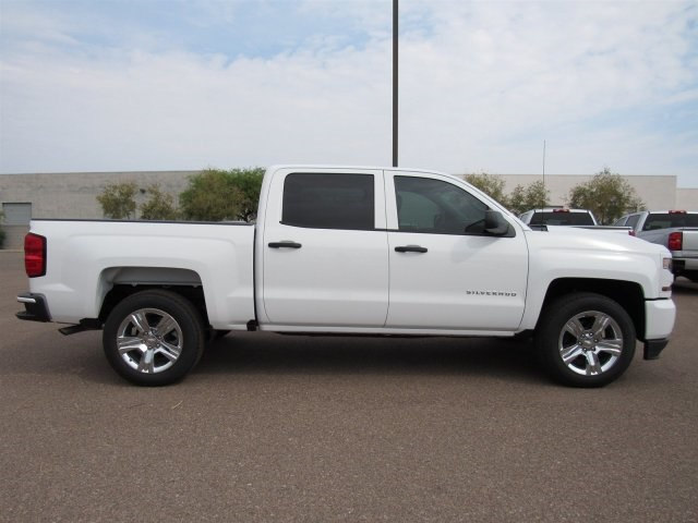 2018 Silverado 1500 Crew Cab, Pickup #JG139655 - photo 3