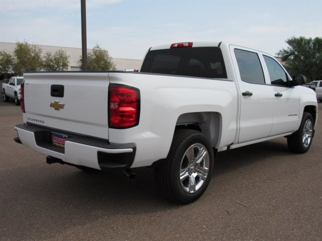 2018 Silverado 1500 Crew Cab, Pickup #JG139655 - photo 4
