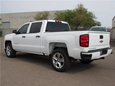 2018 Silverado 1500 Crew Cab, Pickup #JG139655 - photo 2