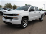 2018 Silverado 1500 Crew Cab, Pickup #JG139655 - photo 1