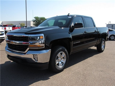 2018 Silverado 1500 Crew Cab Pickup #JG143179 - photo 1