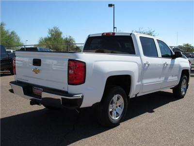 2018 Silverado 1500 Crew Cab, Pickup #JG143292 - photo 4