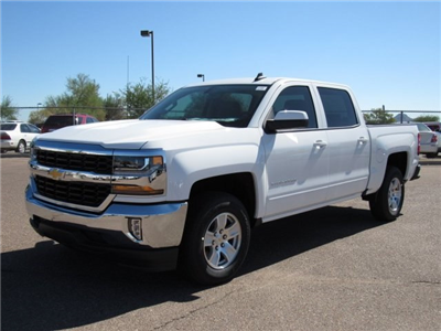2018 Silverado 1500 Crew Cab, Pickup #JG143292 - photo 1