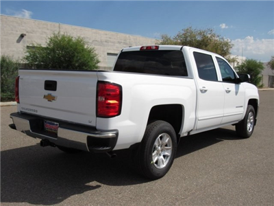 2018 Silverado 1500 Crew Cab,  Pickup #JG146071 - photo 4