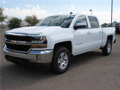 2018 Silverado 1500 Crew Cab,  Pickup #JG146071 - photo 1