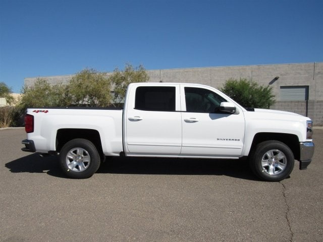 2018 Silverado 1500 Crew Cab 4x4,  Pickup #JG146567 - photo 3