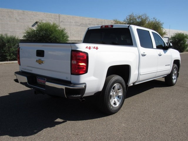 2018 Silverado 1500 Crew Cab 4x4 Pickup #JG146567 - photo 4