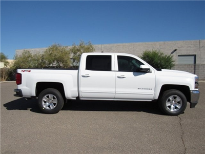 2018 Silverado 1500 Crew Cab 4x4 Pickup #JG146567 - photo 3