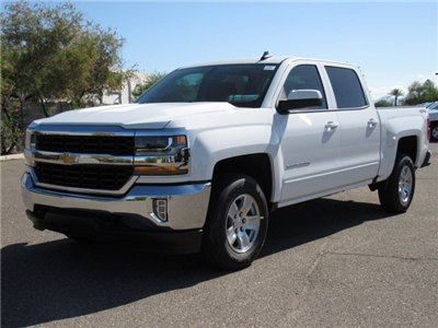 2018 Silverado 1500 Crew Cab 4x4 Pickup #JG146567 - photo 1