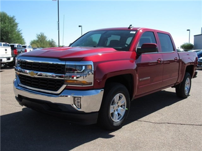 2018 Silverado 1500 Crew Cab Pickup #JG148522 - photo 1