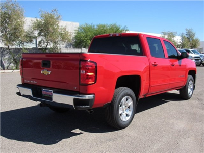 2018 Silverado 1500 Crew Cab Pickup #JG148637 - photo 4