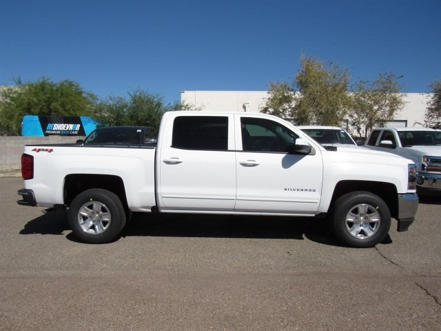 2018 Silverado 1500 Crew Cab 4x4, Pickup #JG169990 - photo 3