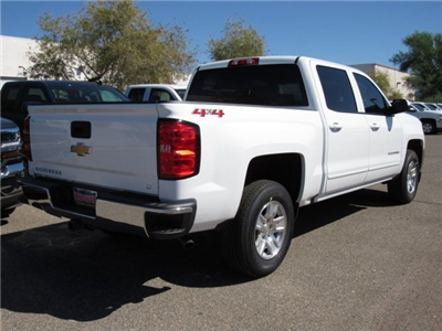 2018 Silverado 1500 Crew Cab 4x4, Pickup #JG169990 - photo 4
