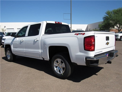 2018 Silverado 1500 Crew Cab 4x4, Pickup #JG169990 - photo 2