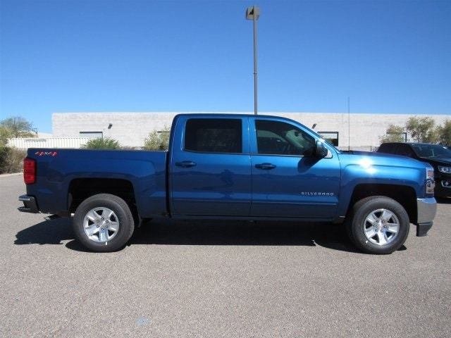 2018 Silverado 1500 Crew Cab 4x4 Pickup #JG170108 - photo 3
