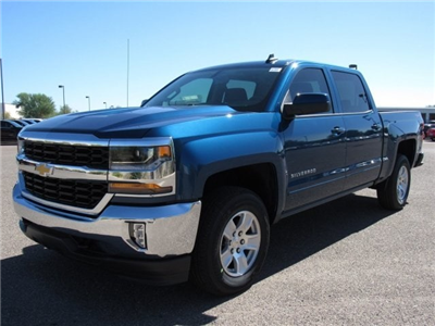 2018 Silverado 1500 Crew Cab 4x4 Pickup #JG170108 - photo 1
