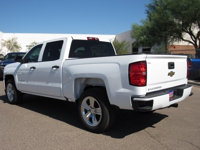 2018 Silverado 1500 Crew Cab Pickup #JG171772 - photo 2