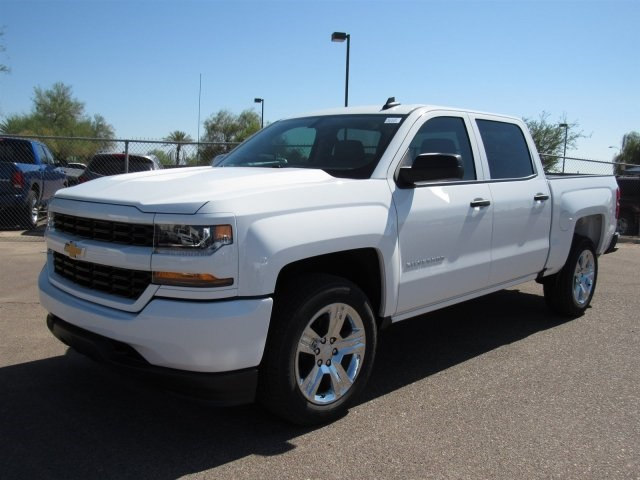 2018 Silverado 1500 Crew Cab Pickup #JG171772 - photo 1