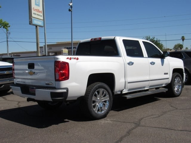 2018 Silverado 1500 Crew Cab 4x4,  Pickup #JG171832 - photo 3