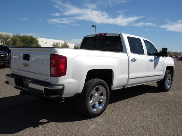 2018 Silverado 1500 Crew Cab, Pickup #JG173774 - photo 4