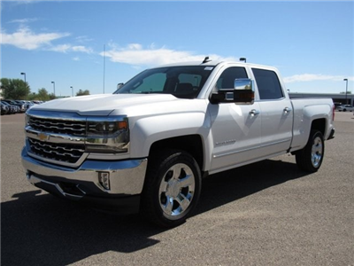 2018 Silverado 1500 Crew Cab, Pickup #JG173774 - photo 1