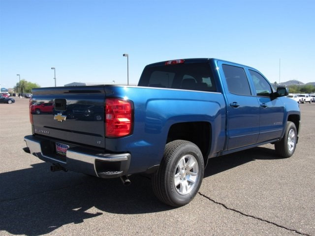 2018 Silverado 1500 Crew Cab, Pickup #JG176064 - photo 4