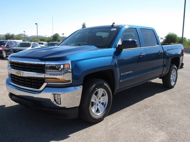 2018 Silverado 1500 Crew Cab, Pickup #JG176064 - photo 1