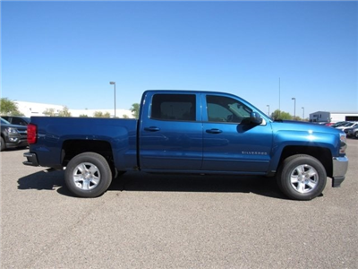 2018 Silverado 1500 Crew Cab, Pickup #JG176064 - photo 3