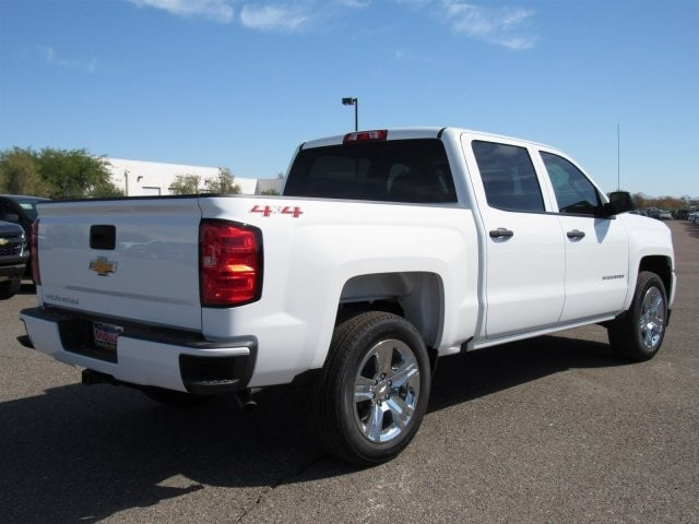 2018 Silverado 1500 Crew Cab 4x4 Pickup #JG176092 - photo 4
