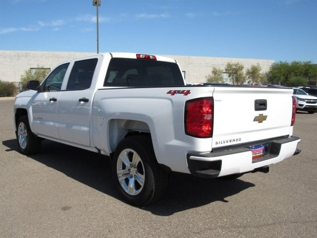 2018 Silverado 1500 Crew Cab 4x4 Pickup #JG176092 - photo 2