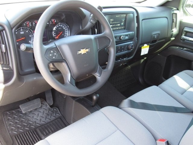 2018 Silverado 1500 Crew Cab 4x4 Pickup #JG176092 - photo 7
