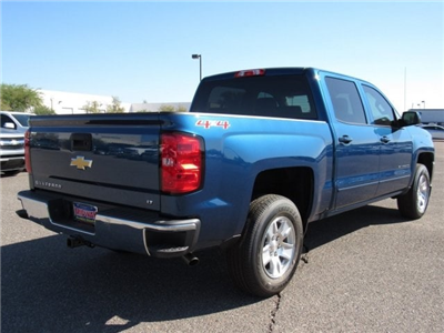 2018 Silverado 1500 Crew Cab 4x4 Pickup #JG176633 - photo 4