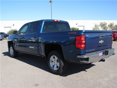 2018 Silverado 1500 Crew Cab 4x4 Pickup #JG176633 - photo 2