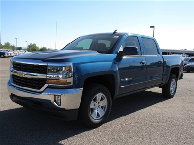 2018 Silverado 1500 Crew Cab 4x4 Pickup #JG176633 - photo 1
