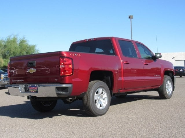 2018 Silverado 1500 Crew Cab 4x4 Pickup #JG179747 - photo 3