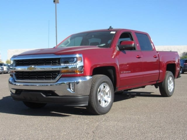 2018 Silverado 1500 Crew Cab 4x4 Pickup #JG179747 - photo 1