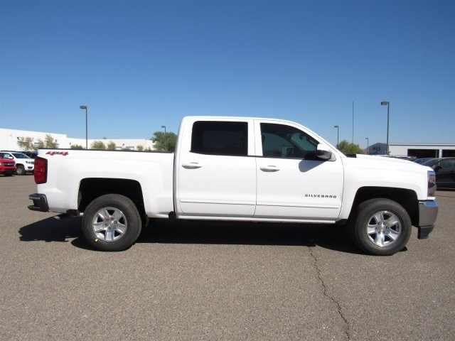 2018 Silverado 1500 Crew Cab 4x4 Pickup #JG179800 - photo 3
