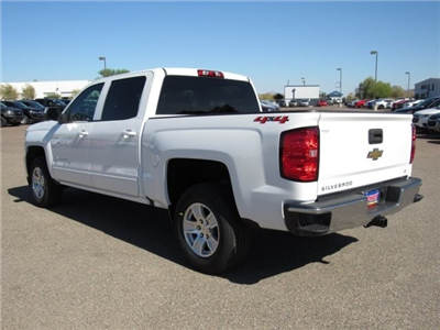 2018 Silverado 1500 Crew Cab 4x4 Pickup #JG179800 - photo 2