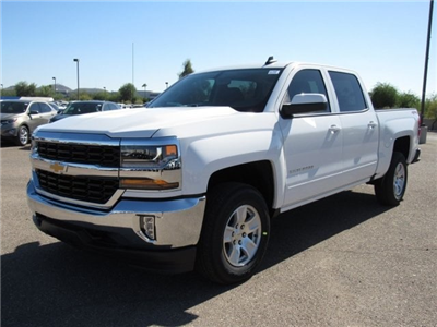 2018 Silverado 1500 Crew Cab 4x4 Pickup #JG179800 - photo 1
