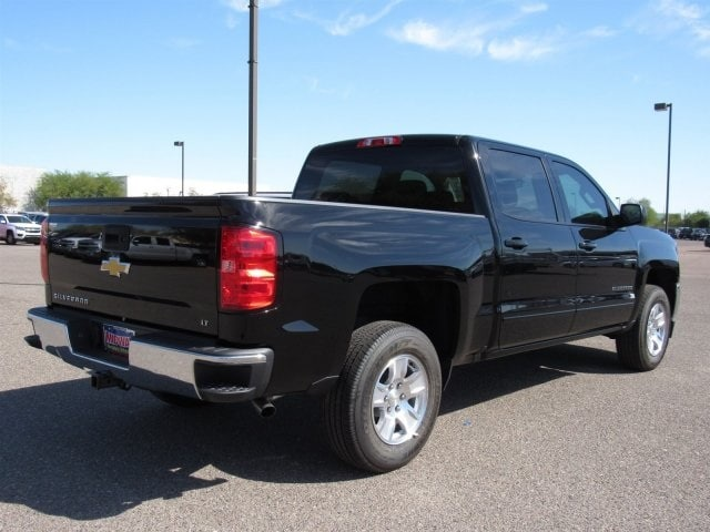 2018 Silverado 1500 Crew Cab,  Pickup #JG180058 - photo 4