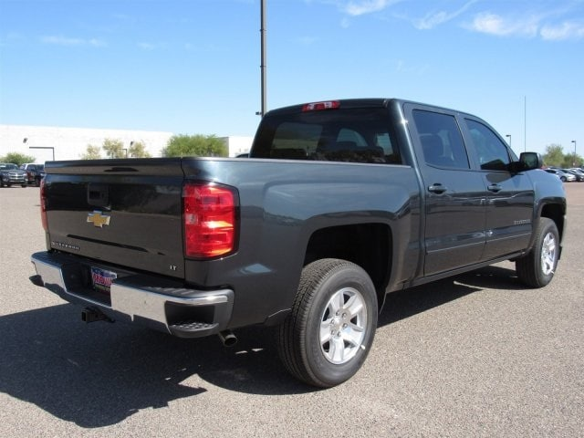 2018 Silverado 1500 Crew Cab, Pickup #JG180176 - photo 4