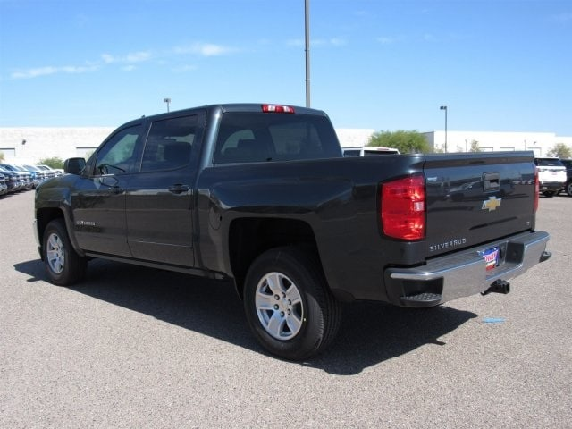 2018 Silverado 1500 Crew Cab, Pickup #JG180176 - photo 2