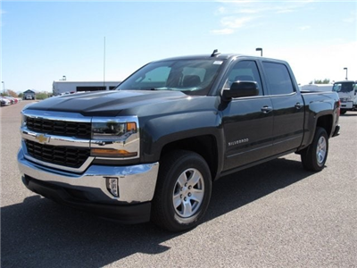 2018 Silverado 1500 Crew Cab, Pickup #JG180176 - photo 1